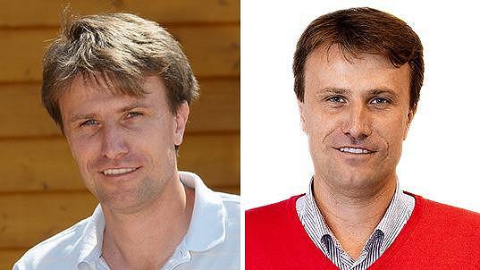 Pavel Poulíček dnes moderuje golfové turnaje.