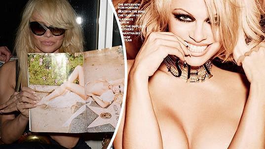 Pamela symbolicky uzavřela hanbatou éru Playboye.