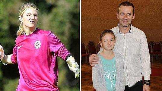 Hana Sloupová a Petr Havlíček čekají dítě. Výživový poradce má již dceru Lucii.