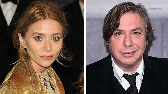 Ashley Olsen a jednou tak starý George Condo k sobě mají mít blízko...