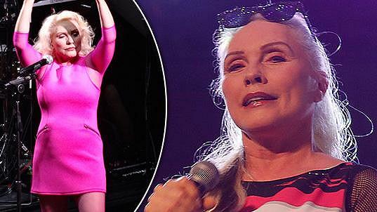 Debbie Harry alias Blondie