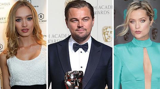 Leonardo DiCaprio se nežinýruje...