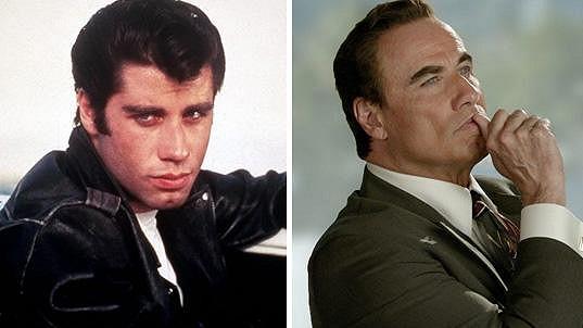 John Travolta po 40 letech