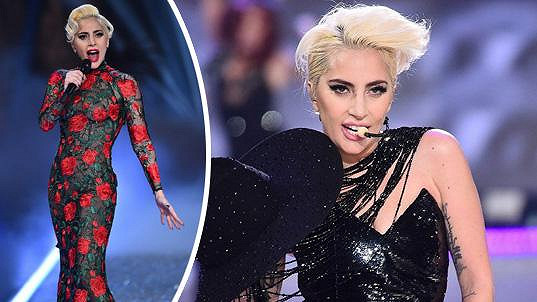 Lady Gaga na Victoria´s Secret Show