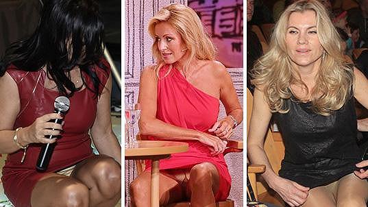 Kalhotkový trapas se letos nevyhnul celé plejádě celebrit...