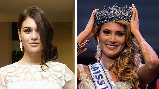 Andrea na Miss World neuspěla, zvítězila Španělka.