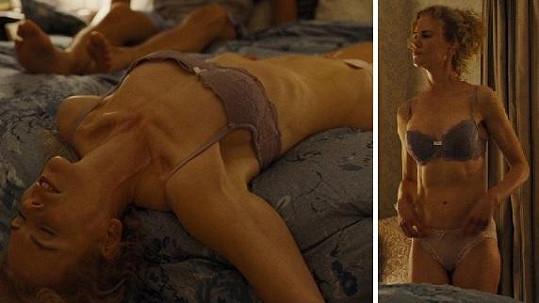 Nicole Kidman ve filmu Zabití posvátného jelena