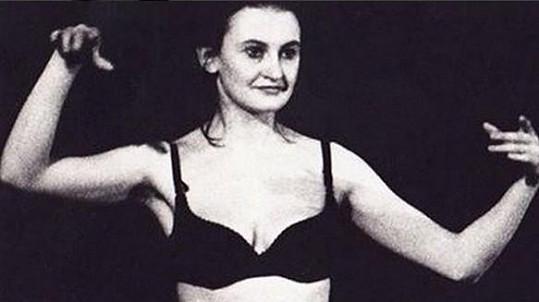 Eva Holubová zveřejnila fotku v prádle.