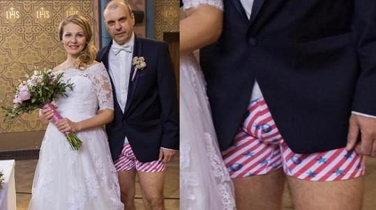 Petr Rychlý a jeho zlý sen o svatbě...