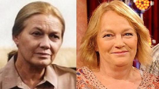 Jitka Smutná se dnes nápadně podobá Janě Preissové z roku 2004.