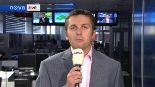 Tomáš Hauptvogel už příště bude držet mikrofon Primy.