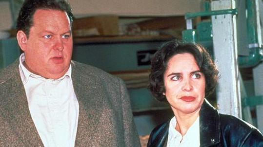 Ottfried Fischer a Katerina Jacob v seriálu Big Ben