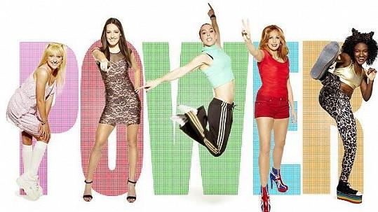Britské sportovkyně jako skupina Spice Girls.