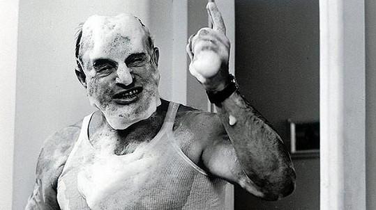 Josef Šebánek ve filmu Homolka a tobolka (1972)