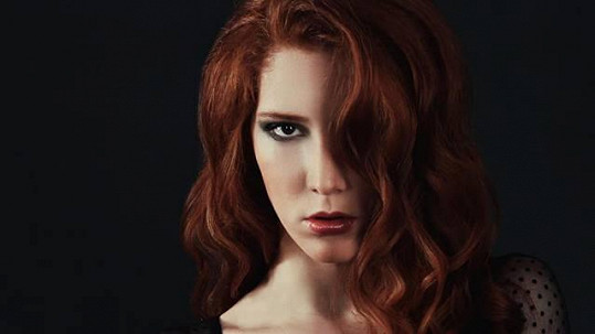 Nikol Kouklová je jednou z nejkrásnějších mladých českých hereček.