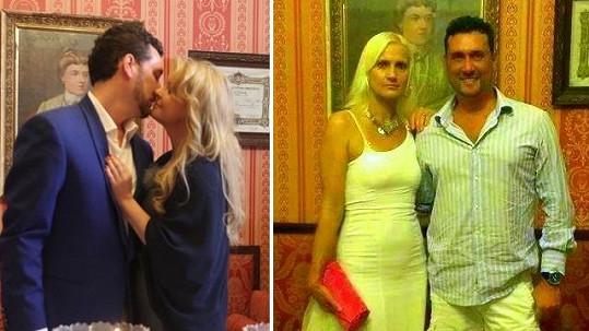 Nejdřív Iveta, teď Macurova ex. Martucci jí nabídl zámek, kde žila Bartošová.