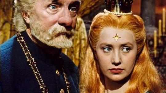 František Smolík a Marie Kyselková v Princezně se zlatou hvězdou