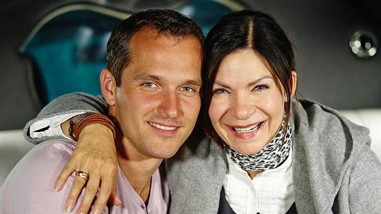 Míra Hejda si s Annou K. povídal v Limuzíně.