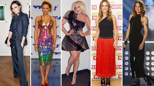 Takhle dnes vypadají Spice Girls