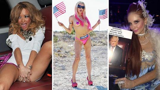 Tyto ženy podporují Donalda Trumpa.