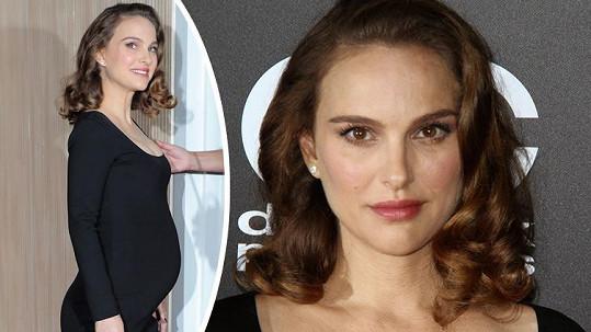 Natalie Portman bude dvojnásobnou maminkou.