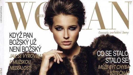 Ivana už není jen modelkou z prvních stránek časopisů.