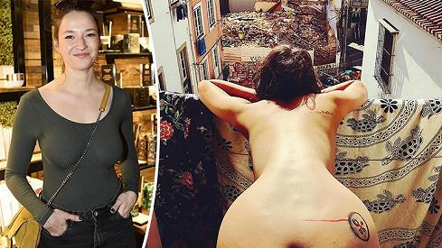 Naked torture porn