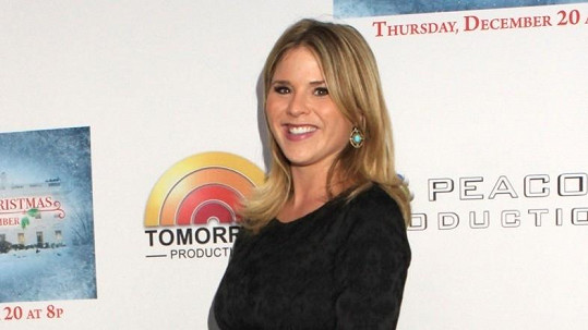 Jenna Bush Hager bude maminkou.