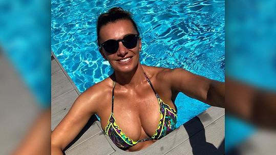 Alice Bendová by ráda odjela na Tenerife aspoň na týden.
