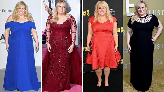 Podívejte se na outfity slavné boubelky.