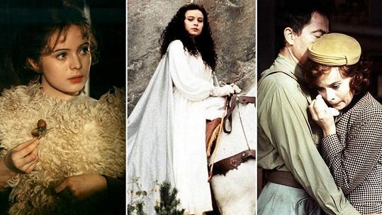 Libuška Šafránková patří k našim nejoblíbenějším herečkám.
