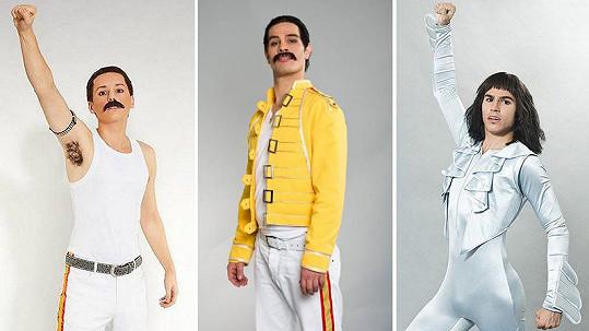 Freddie Mercury na český způsob