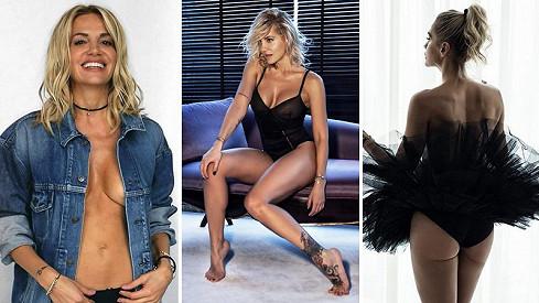 7 odhalených fotek svůdné Dary Rolins: Sexy zpěvačka dnes slaví 47.narozeniny