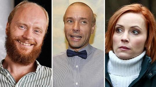 Tito herci změnili vzhled kvůli své profesi.