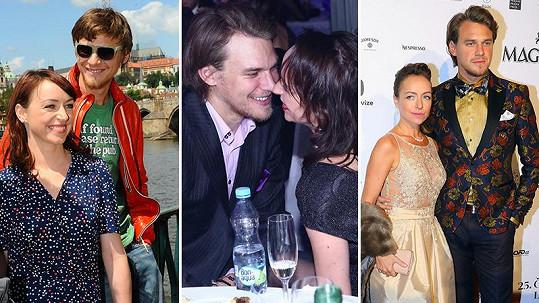 Tatiana a Vojtěch Dykovi