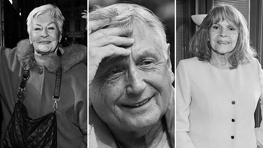 Které známé osobnosti nás v roce 2020 navždy opustily?