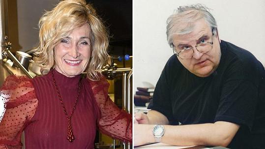 Zuzana Bubílková vzpomíná na milovaného kolegu.