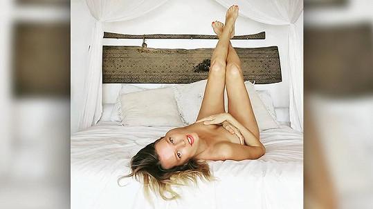 Modelka vede kurzy o sexualitě, lásce a vztazích.