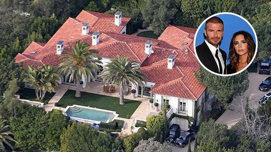 Beckhamovi prodali dům.