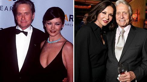 Michael Douglas a Catherine Zeta-Jones už jsou spolu téměř 20 let.