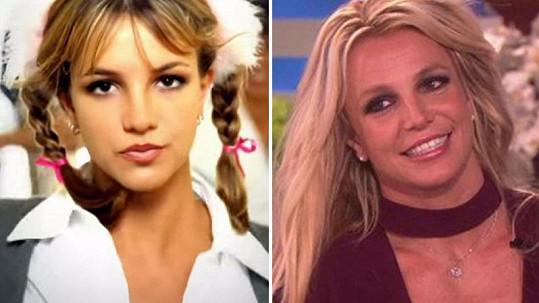 Britney Spears po 20 letech