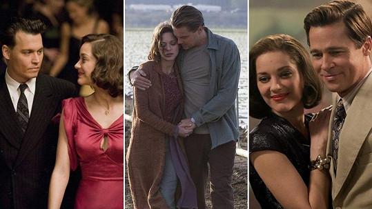 Marion a její filmové lásky