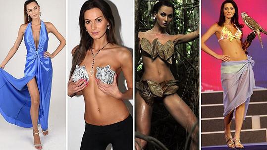 Eliška Bučková slaví 29. narozeniny. Jak šel čas s krásnou modelkou?