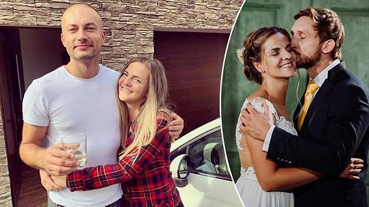Petra Malíková se objevila po boku nového muže