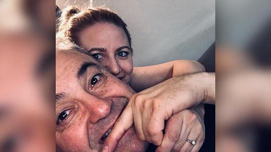 Martin Zounar se bude ženit.