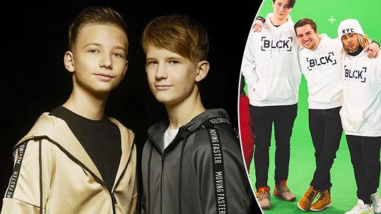 Ben a Mateo využili služeb vnuka známého českého rockera.