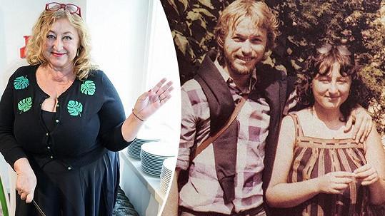 Halina Pawlowská zavzpomínala na svého zesnulého manžela.