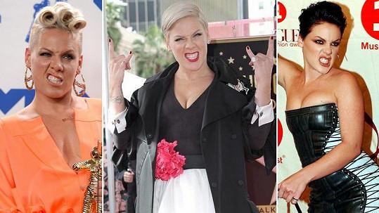 Pink slaví čtyřicátiny