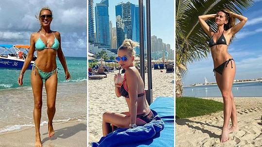 Kdo už stihl dovolenou u moře?