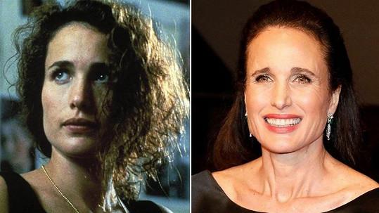 Takhle se herečka změnila za 30 let.